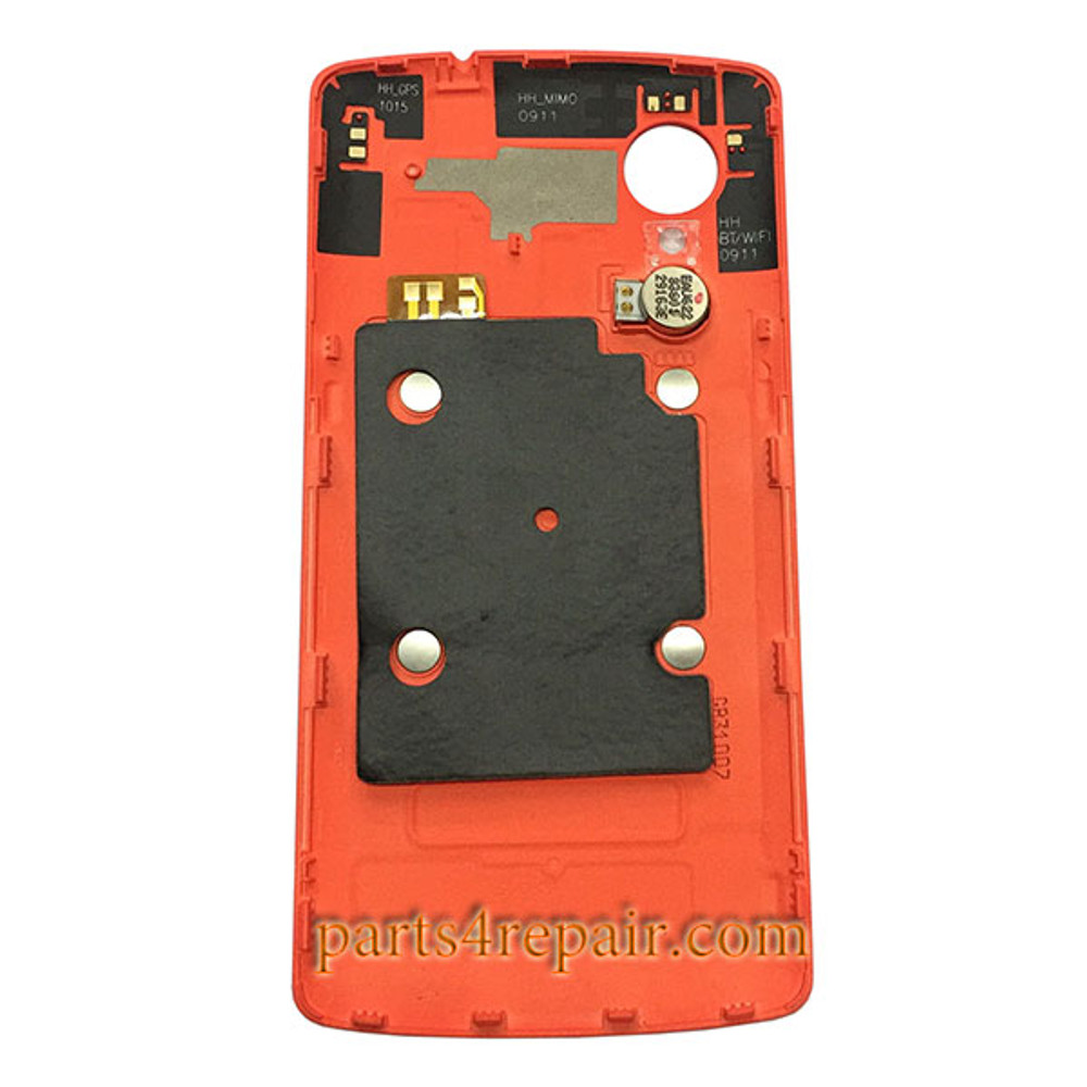 Rear Housing Cover for LG Nexus 5 D820