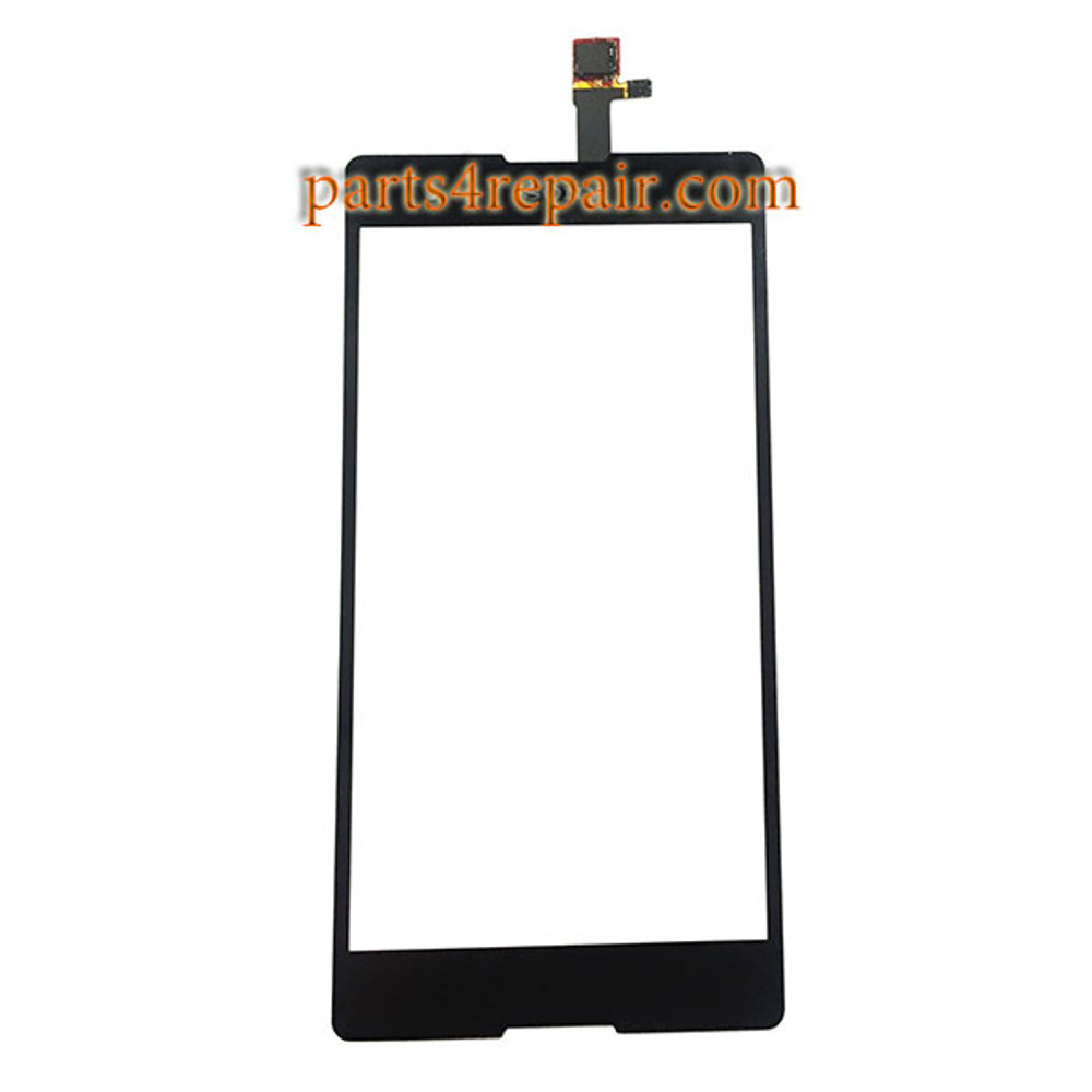 Touch Screen Digitizer for Sony Xperia T2 Ultra from www.parts4repair.com