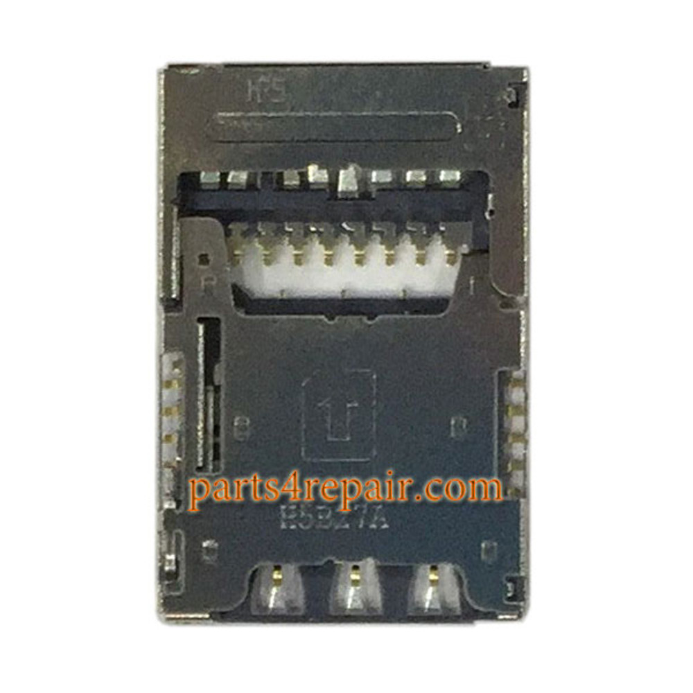 SIM Card Reader for LG K10 from www.parts4repair.com