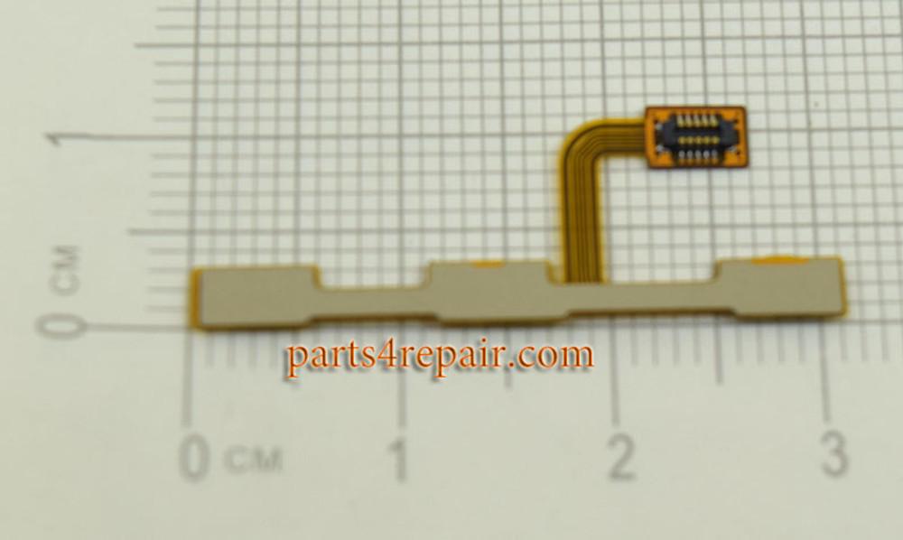 Huawei P9 Lite Volume Flex Cable