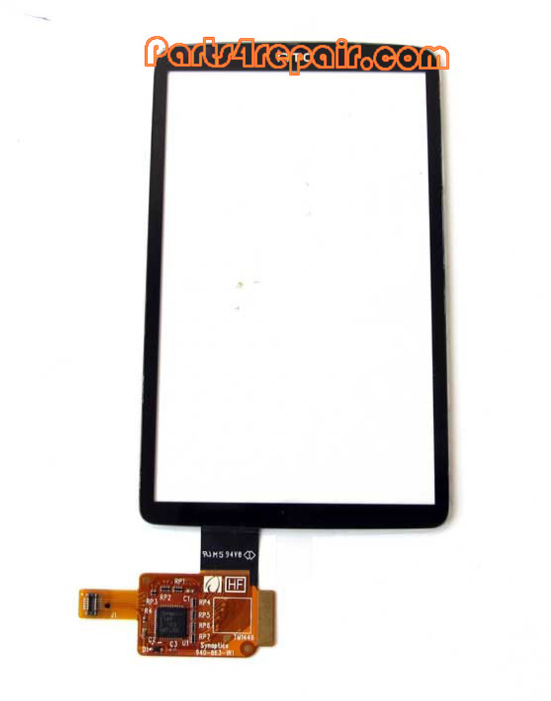 HTC G7 Touch Screen Digitizer Replacement from www.parts4repair.com