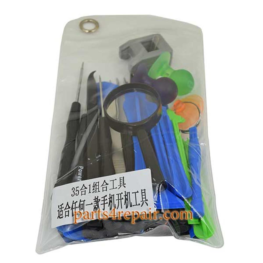 35 in 1 Repair Opening Tool Kit for All Smartphones