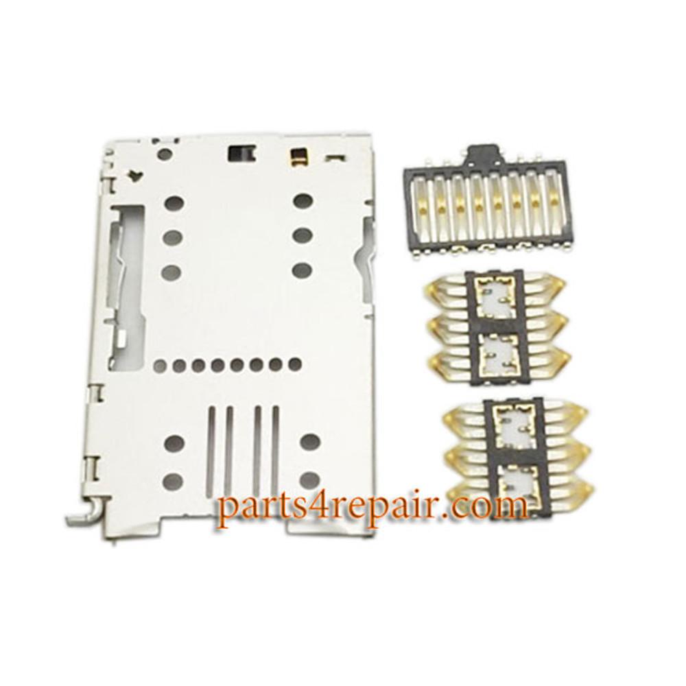 SIM Card Reader for Meizu M3 from www.parts4repair.com