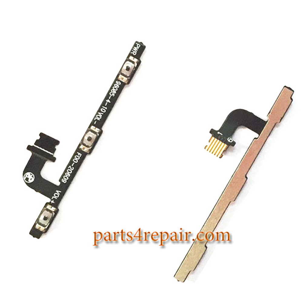 Side Key Flex Cable for Meizu M3 Note  from www.parts4repair.com