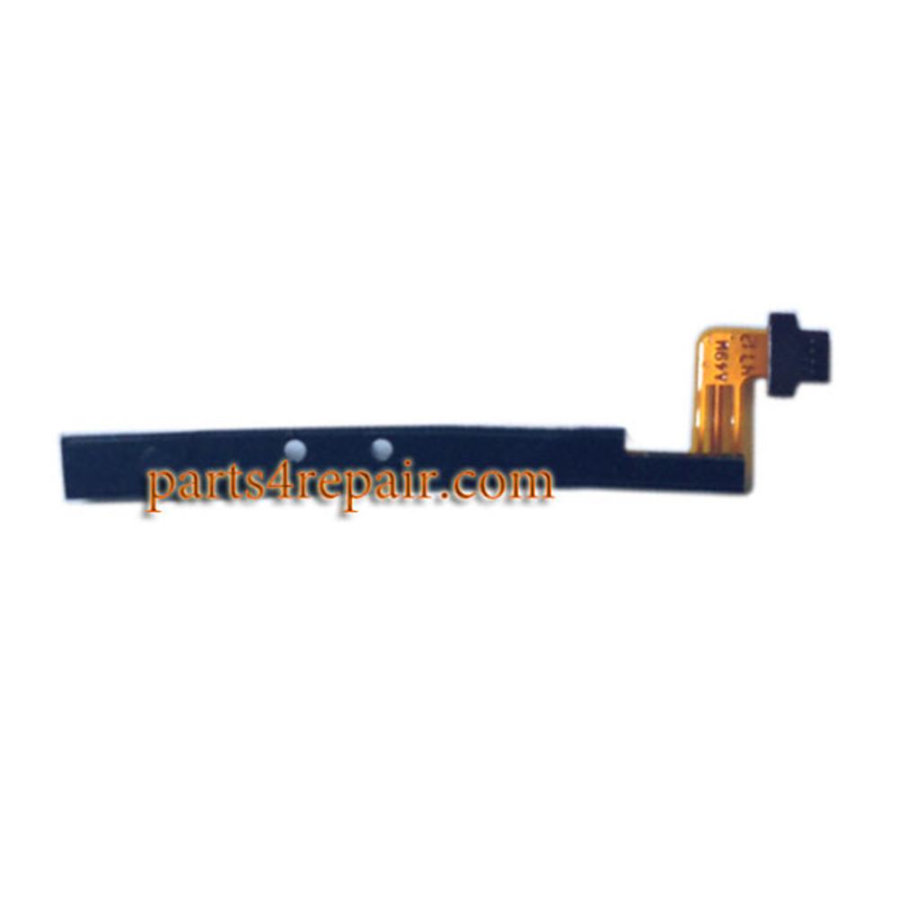 HTC One SV volume flex cable