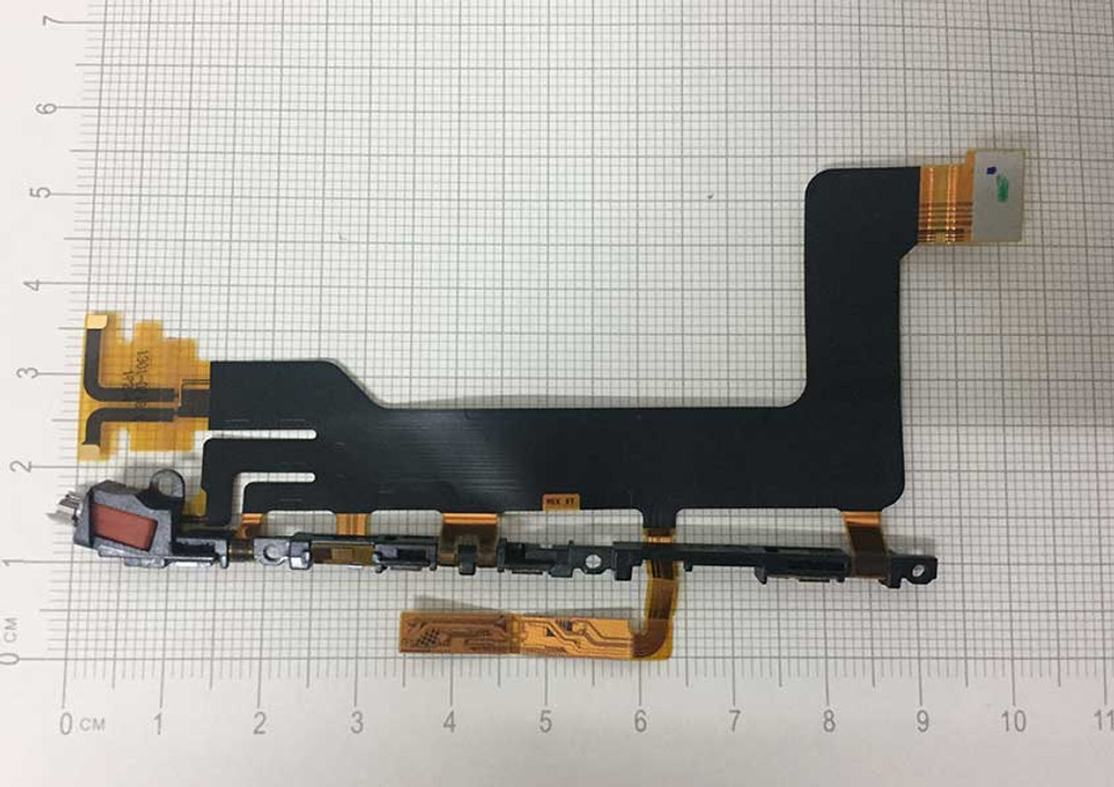 Sony Xperia XZ F8332 Volume Flex Cable