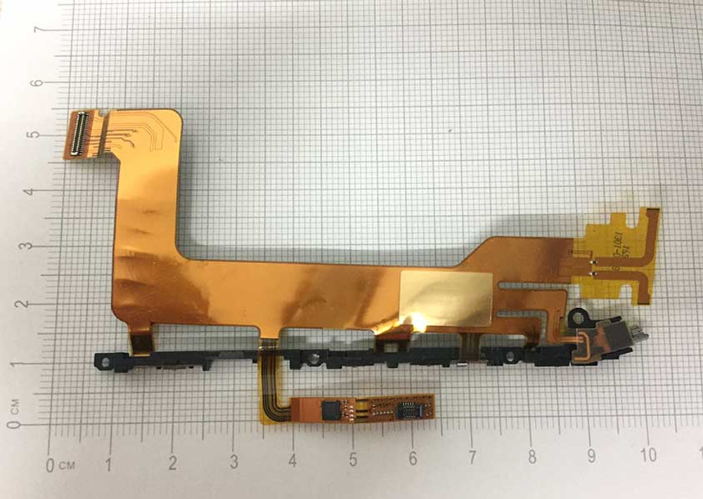 Sony Xperia XZ F8332 Power Flex Cable