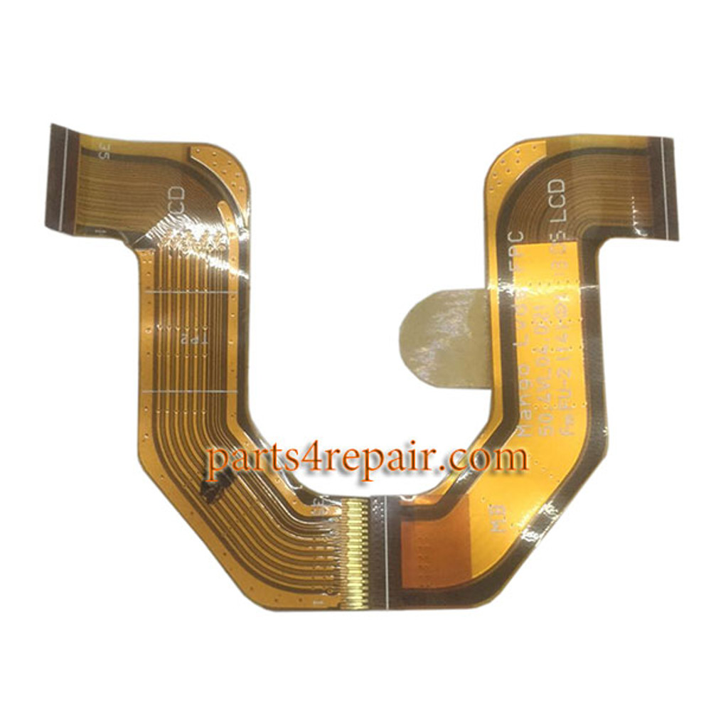 LCD Connector Flex Cable for Acer Iconia Tab A1-810 from www.parts4repair.com