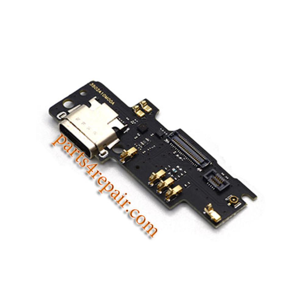 Dock Charging PCB Board for Xiaomi Mi 4s from www.parts4repair.com