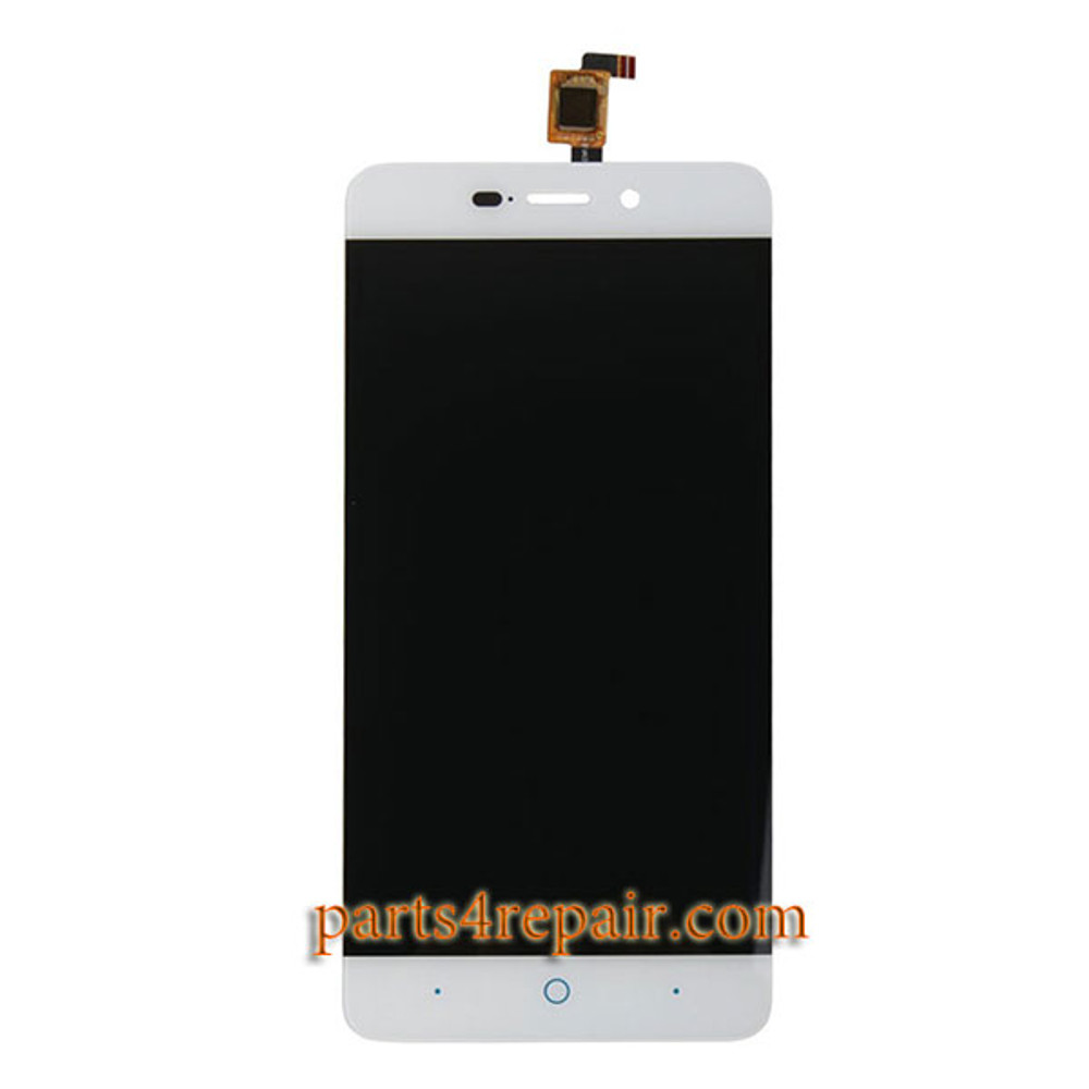 Complete Screen Assembly for ZTE Blade X3 from www.parts4repair.com