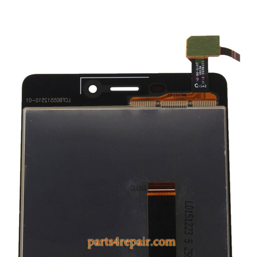 ZTE Blade X9 LCD Screen and Digitizer Assembly