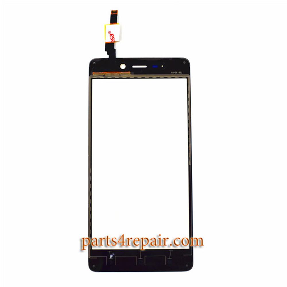 Touch Screen Digitizer for Xiaomi Redmi 4 Standard Version -Gold