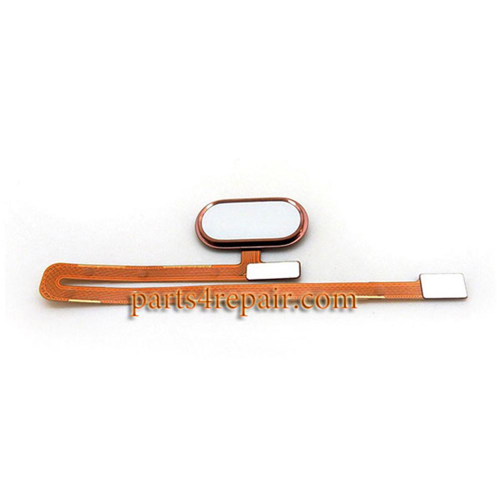 Fingerprint Sensor Flex Cable for Meizu MX6 from www.parts4repair.com