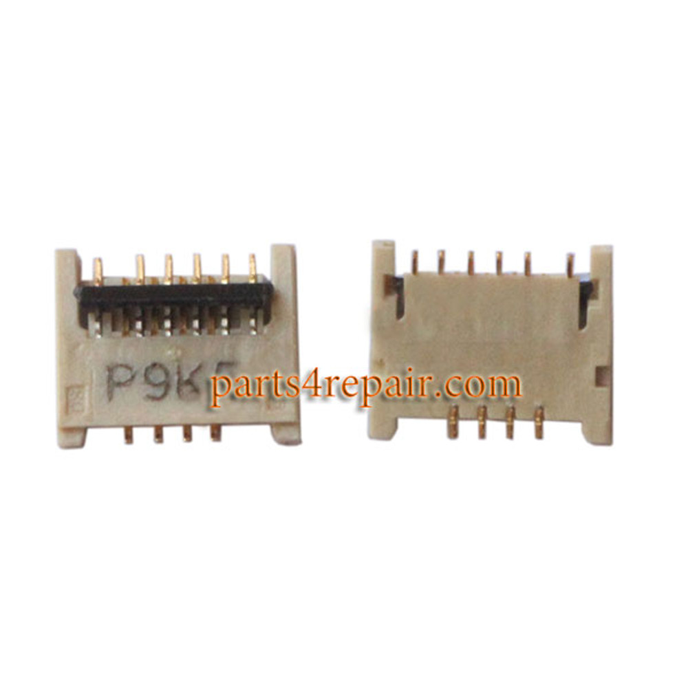 10pin Touch Screen FPC Connector for Samsung Galaxy E7 from www.parts4repair.com