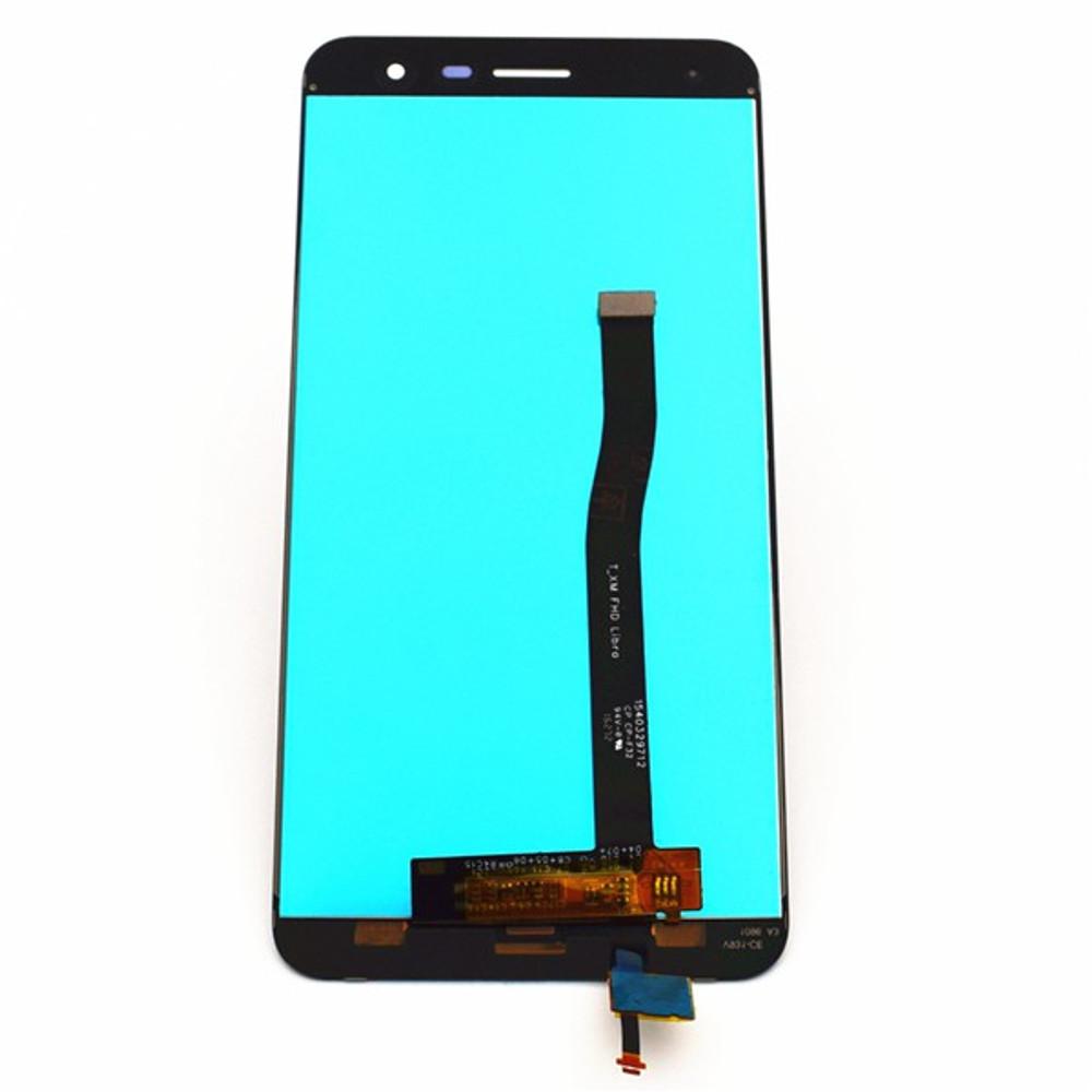 Complete Screen Assembly for Asus Zenfone 3 ZE552KL -Black