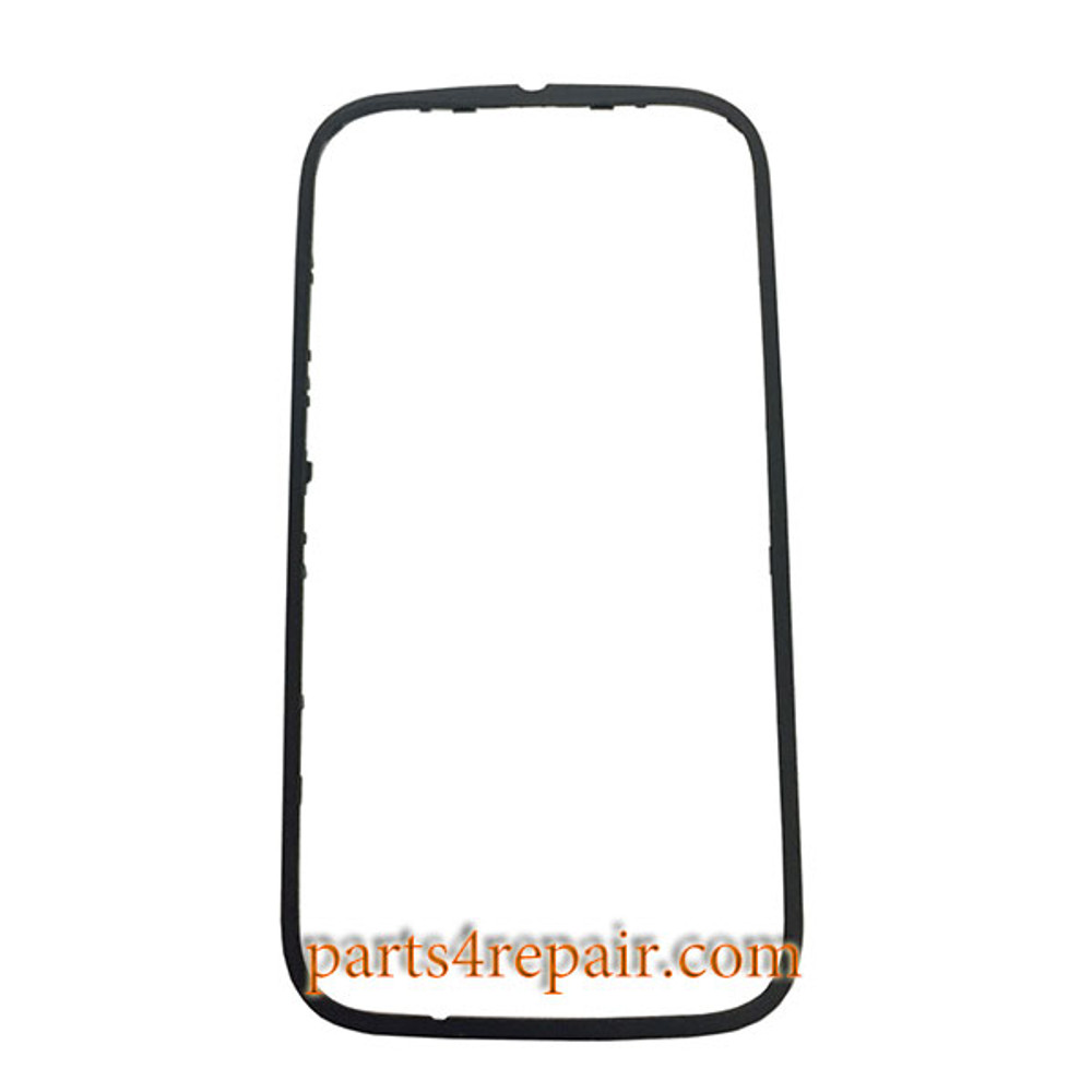 Front Bezel with Side Keys for Motorola Moto E (2nd Gen) from www.parts4repair.com
