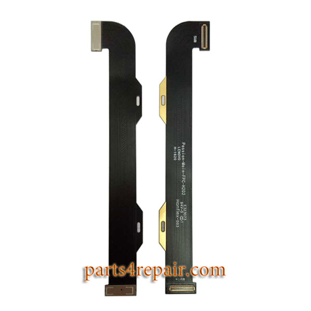 Motherboard Connector Flex Cable for Lenovo Vibe P1 from www.parts4repair.com