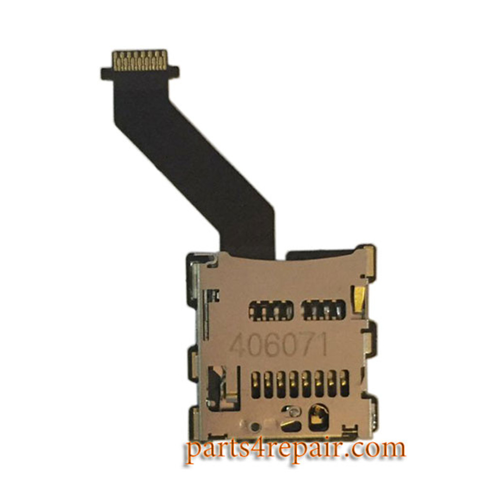 HTC M10 SD Card Reader Flex Cable