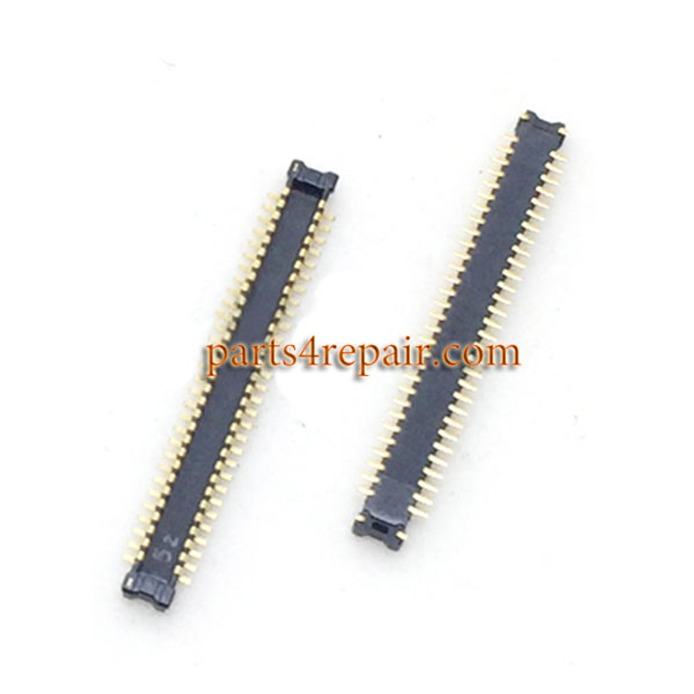 60pin LCD FPC Connector on Flex Cable for Huawei Honor Note 8