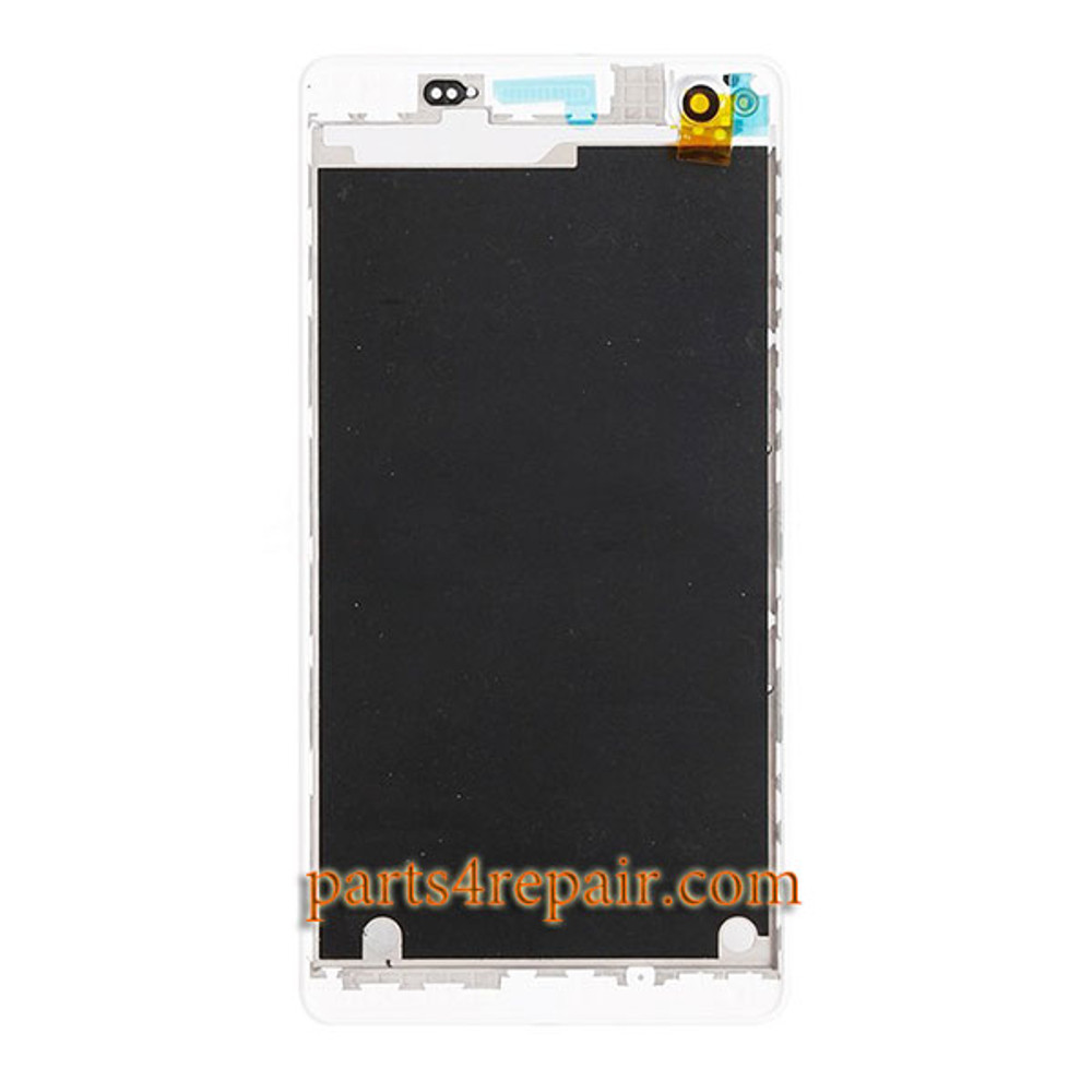 Front Housing Cover for Sony Xperia C4