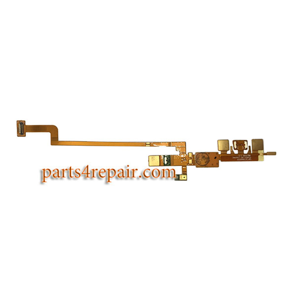 Microphone Flex Cable for Alcatel OT 6033 from www.parts4repair.com