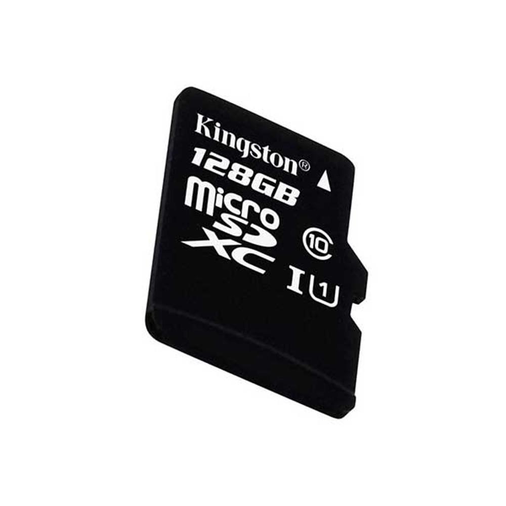 Kingston 128GB Micro SD 80MB/S UHS-I Flash Memory Card TF