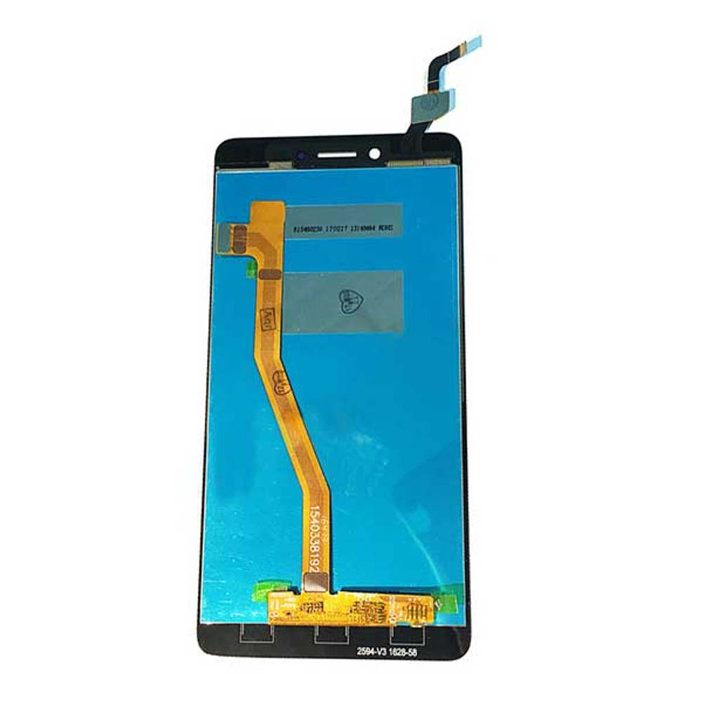 Lenovo K6 Note Complete Screen Assembly from www.parts4repair.com