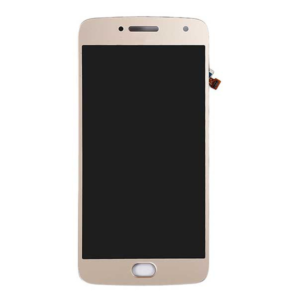 Complete Screen Assembly for Motorola Moto G5 Plus from www.parts4repair.com