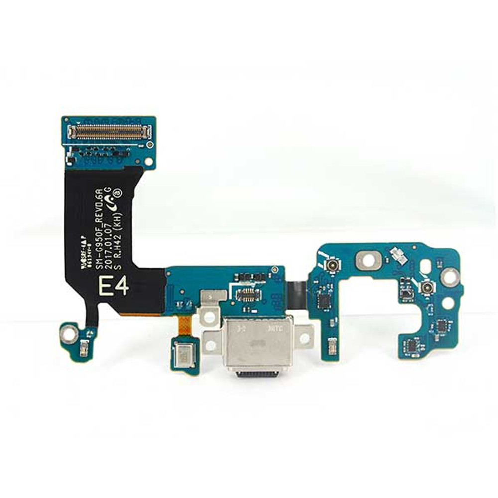 Dock Charging Flex Cable for Samsung Galaxy S8 G950F from www.parts4repair.com