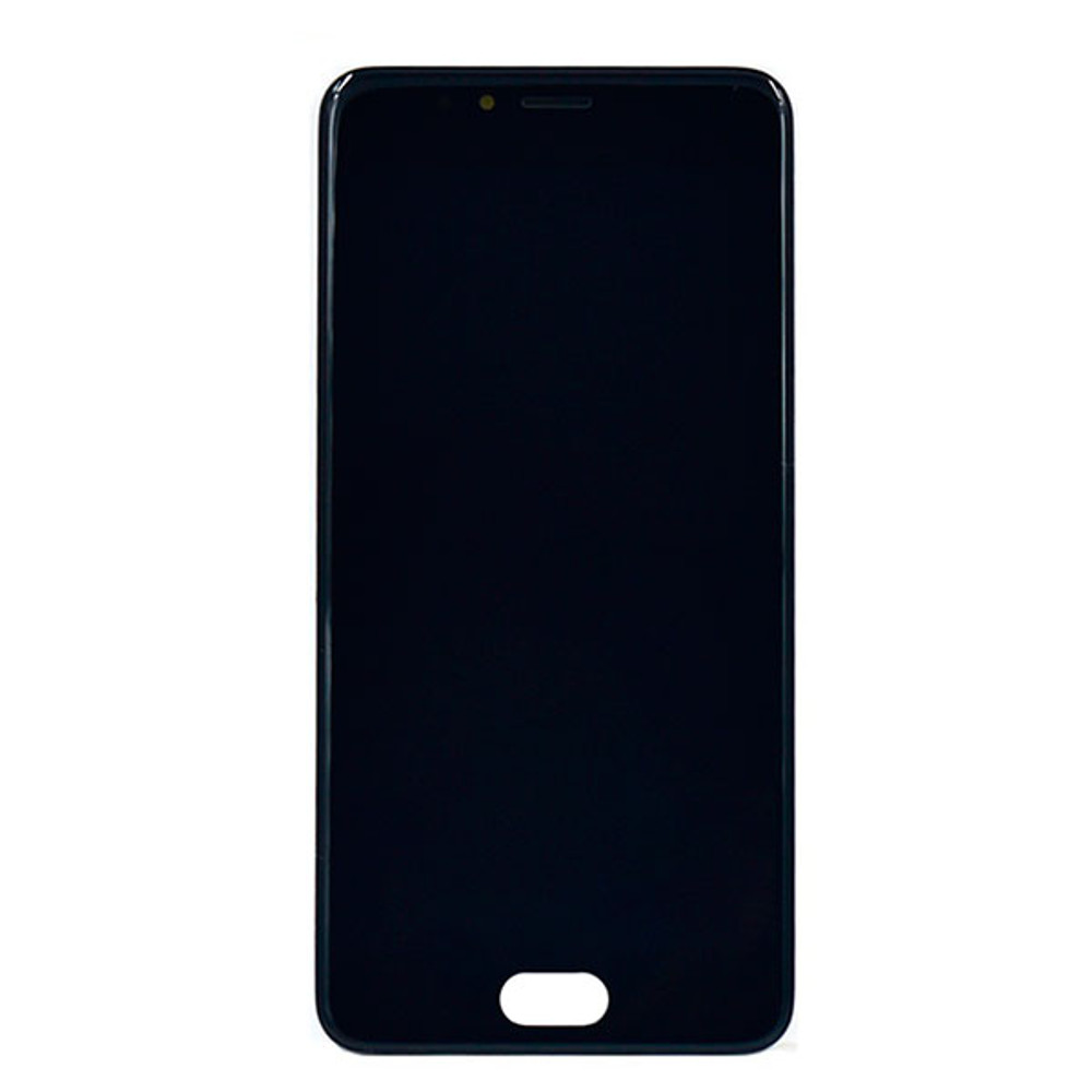 Complete Screen Assembly with Bezel for Meizu M5s -Black