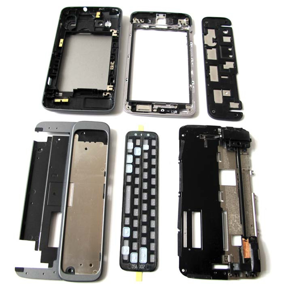 Full Housing Cover for HTC Desire Z