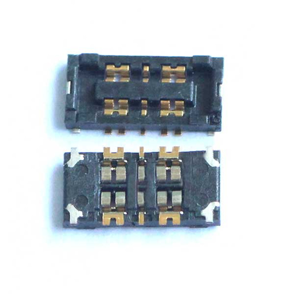 Battery Connector Clip on Main Board for Xiaomi Mi 6 from www.parts4repair.com