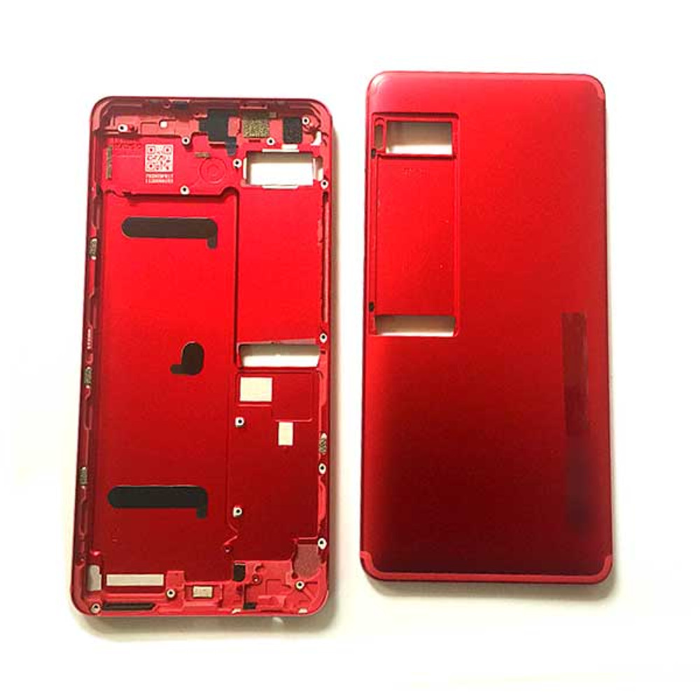 Back Housing Cover for Meizu Pro 7 from www.parts4repair.com