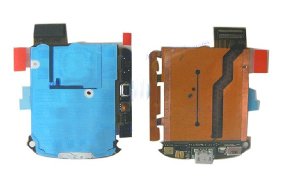 Nokia 6700 Flex Cable Ribbon Keypad