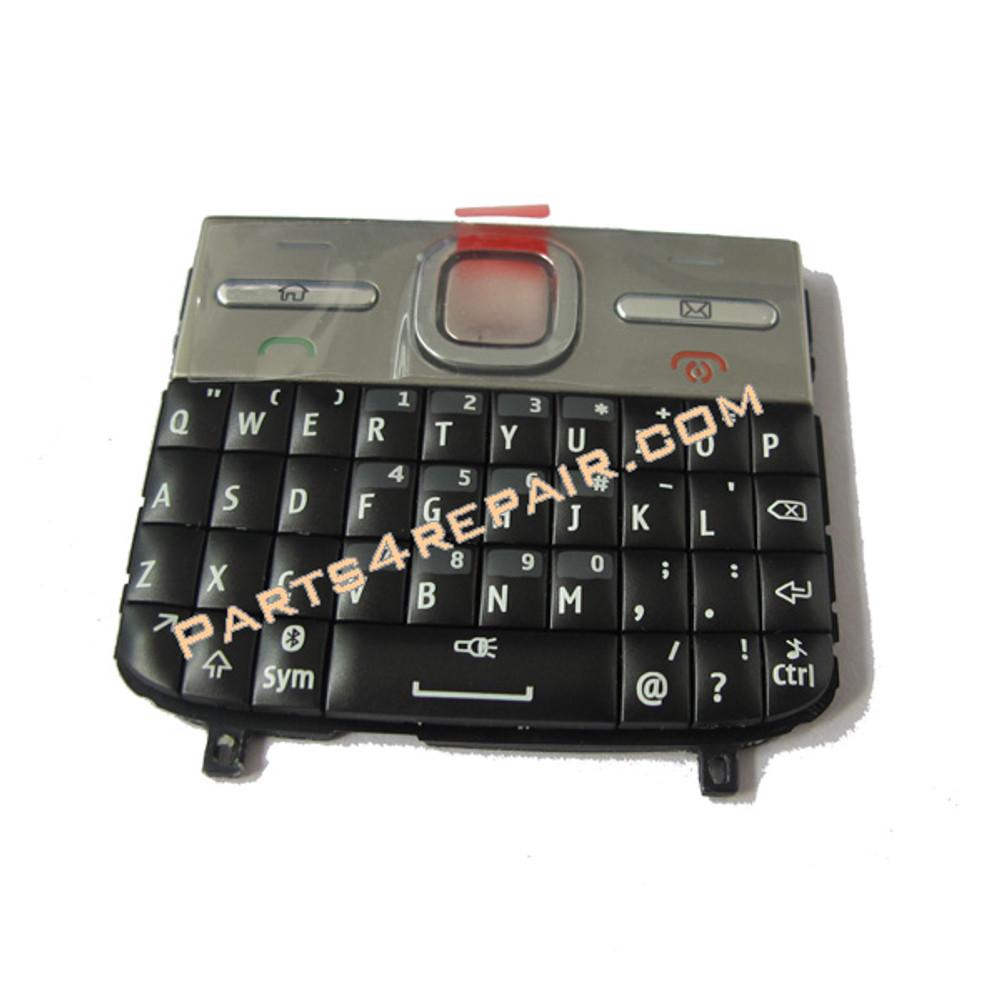 Nokia E5 Keypad Black