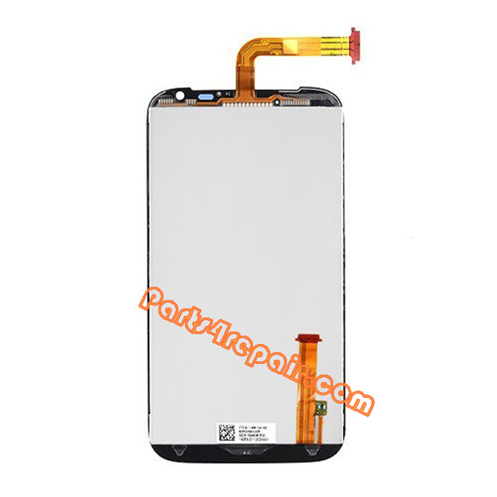 HTC Sensation XL Complete Screen Assembly from www.parts4epair
