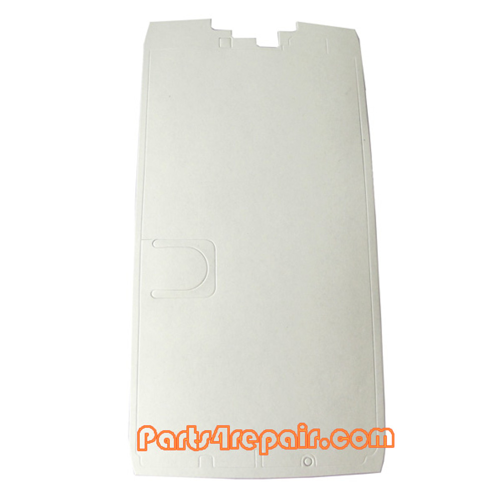 Motorola RAZR XT910 Adhesiver Sticker for Touch Screen from www.parts4repair.com