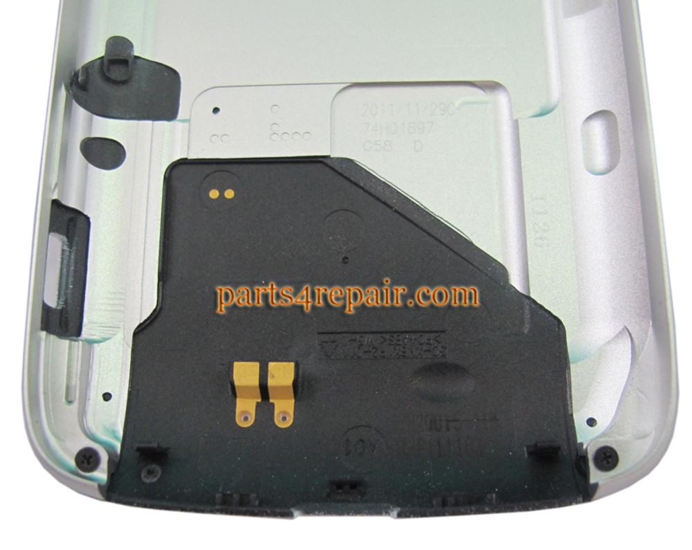 Back Cover for HTC Sensation -White