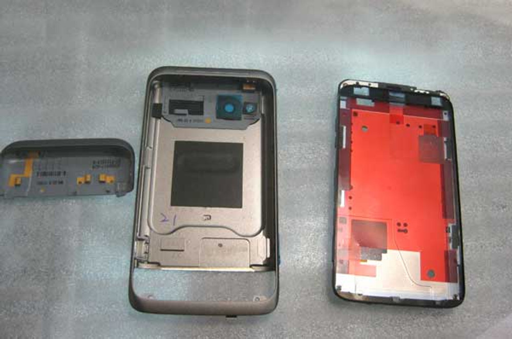 HTC Radar Full Housing Cover from www.parts4repair.com