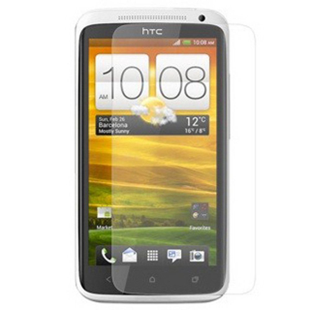 HTC One S Clear Screen Protector Shield Film -3X