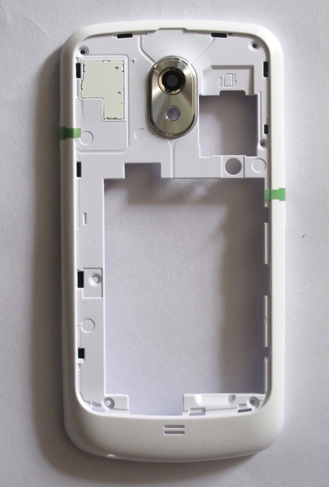 Samsung Galaxy Nexus I9250 Middle Cover -White from www.parts4repair.com