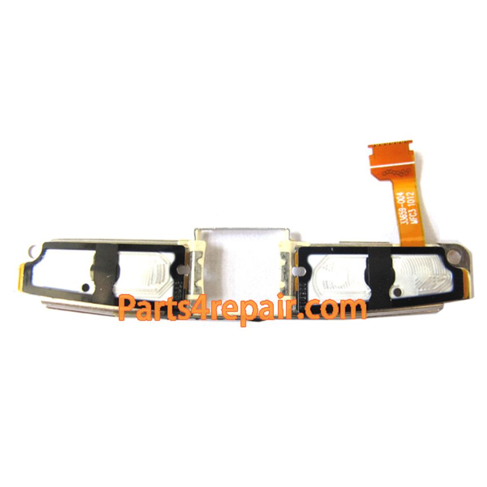 BlackBerry Bold 9790 Function Keypad PCB Flex Cable