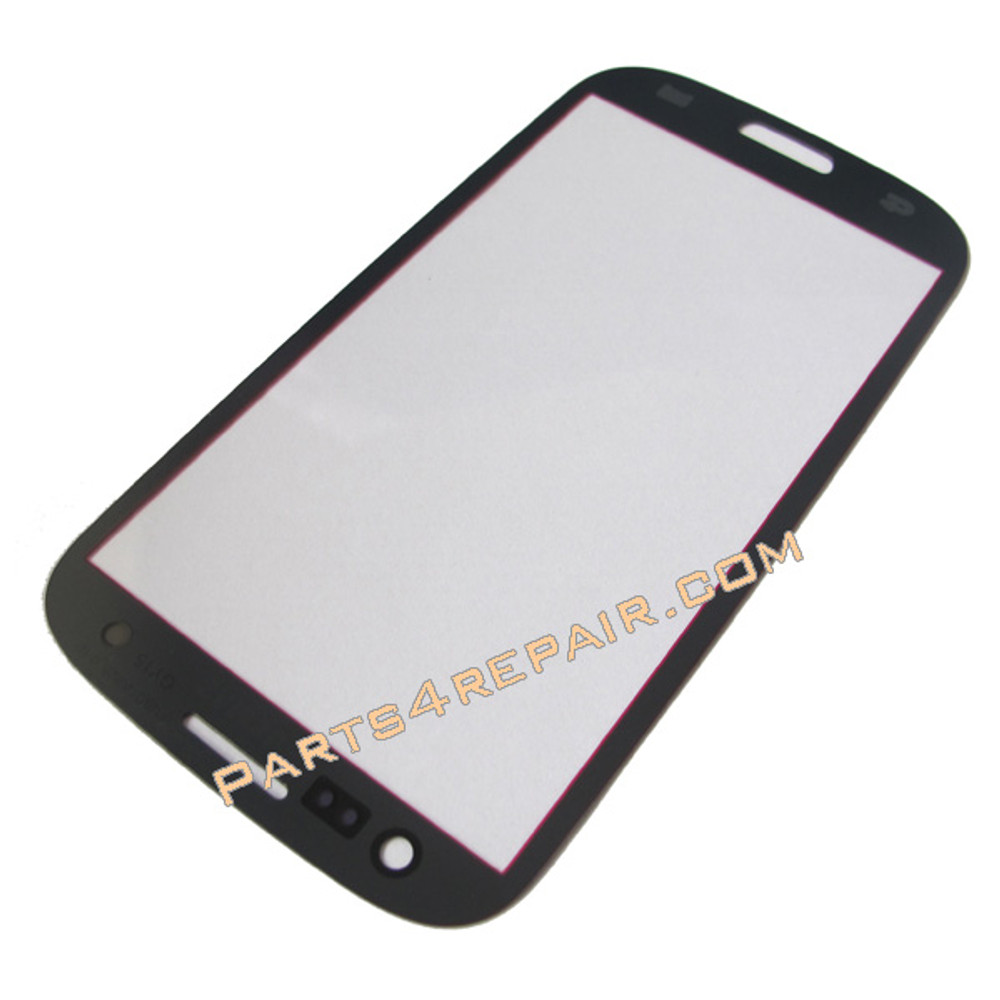 we can offer Samsung I9300 Galaxy S III Front Glass Touch Lens -Red
