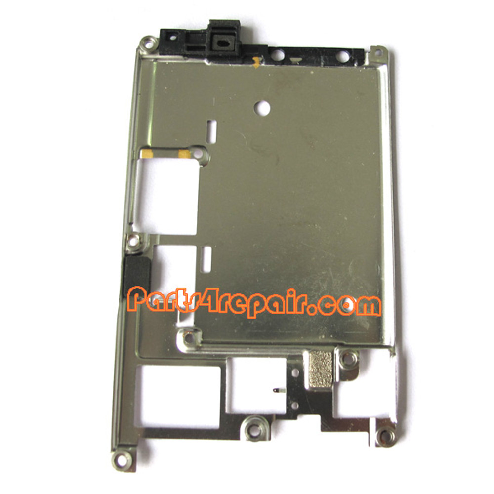 Nokia N9 Middle Plate from www.parts4repair.com