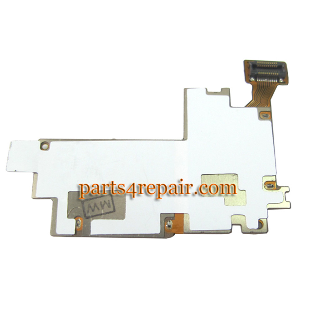 Samsung Galaxy Note II N7100 SIM Holder Flex Cable