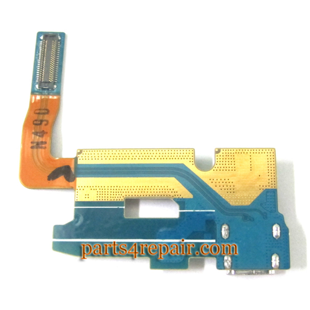 Samsung Galaxy Note II N7100 Dock Charging Connector Board Flex Cable