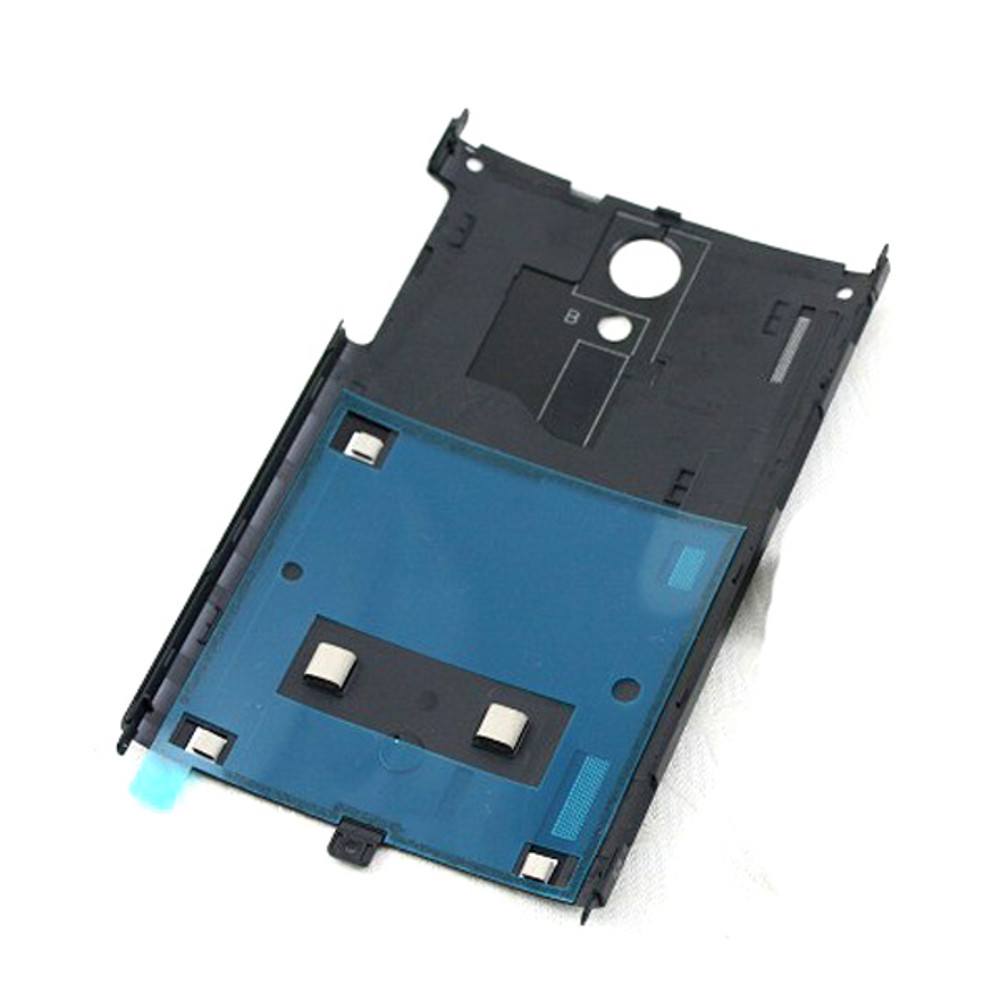 Sony Xperia ion LTE LT28 Back Cover -Black from www.parts4repair.com
