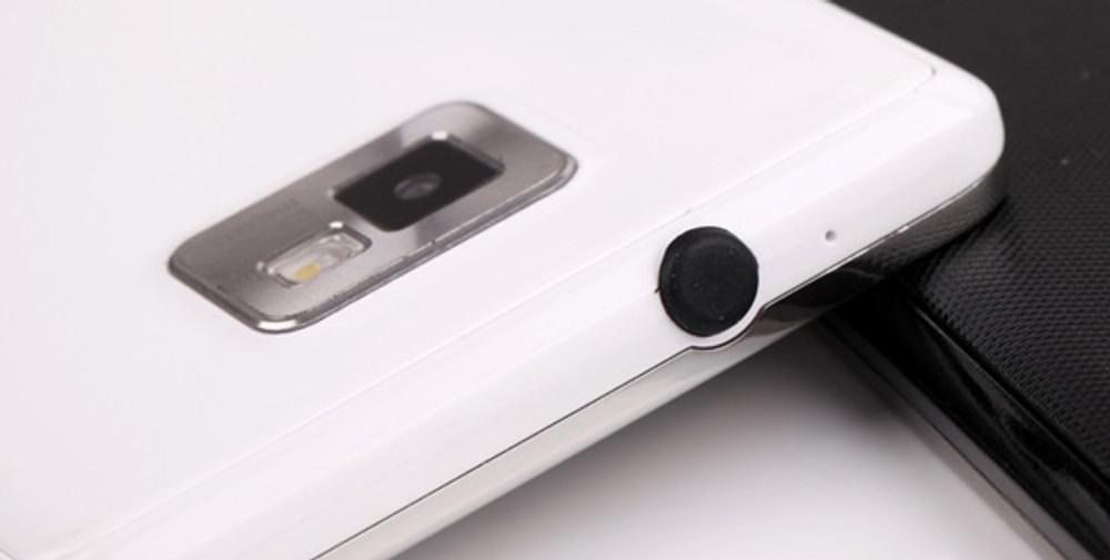 Samsung Universal Dock Cover + Headphone Dust Cap -Black