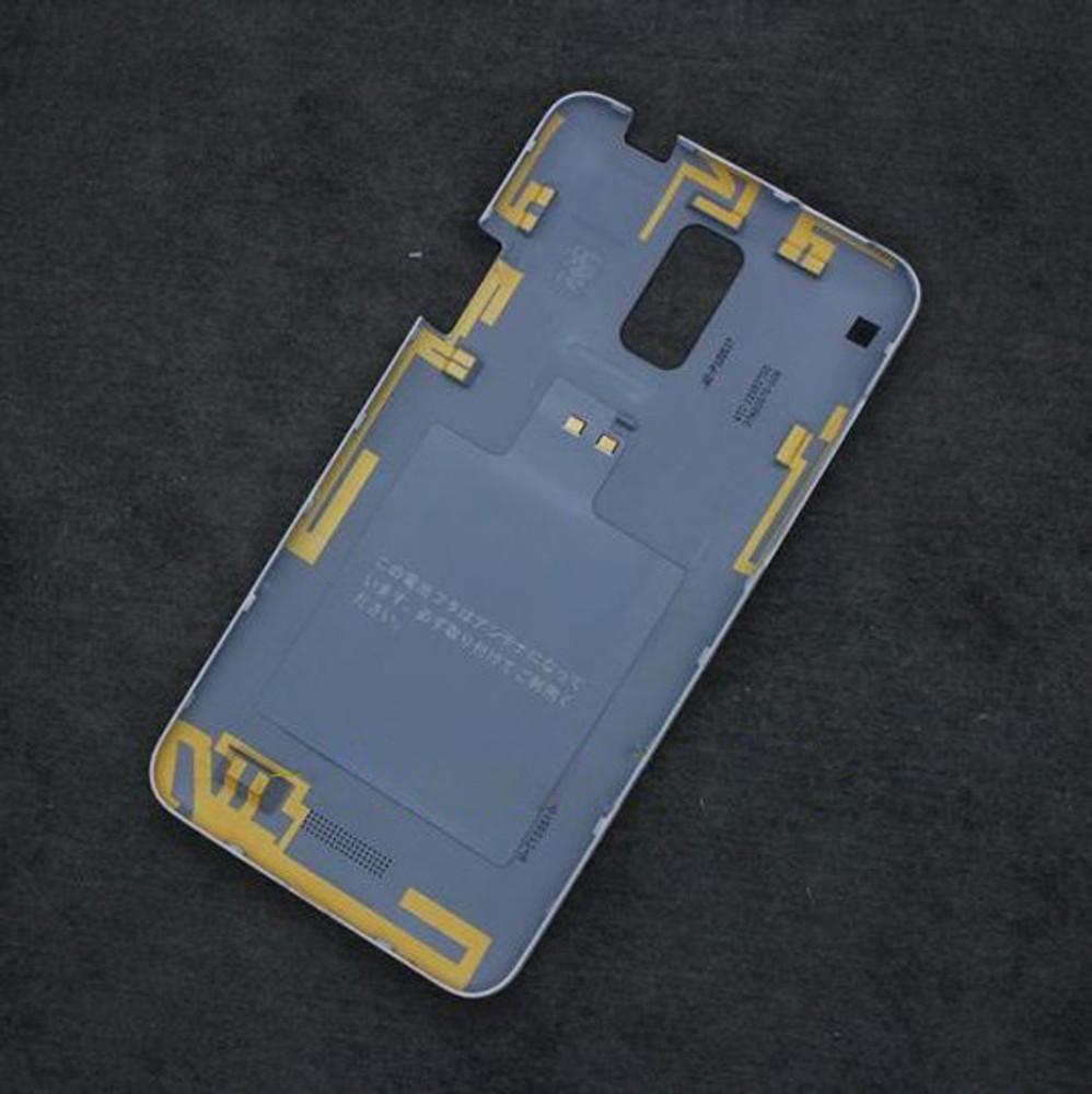Back Cover for HTC J Z321E -White