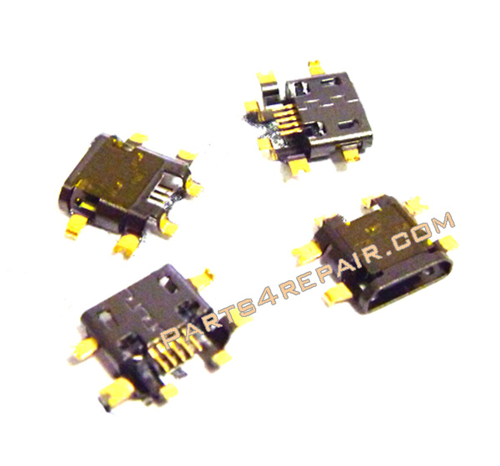 HTC Desire V T328W Dock Charging Connector from www.parts4repair.com